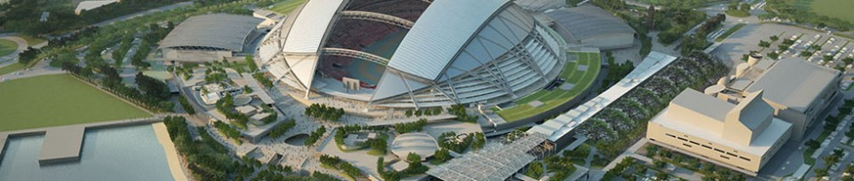 Singapore National Stadium to host CP Football in 8th ASEAN Para Games