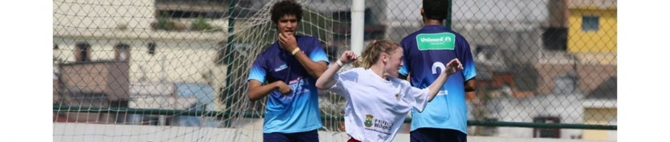 The new steps of CP Football (Female) - Mariana's story