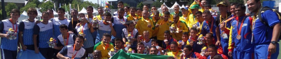 Brazil wins 2015 Parapan Am