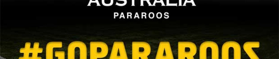 Funding for Pararoos Australia