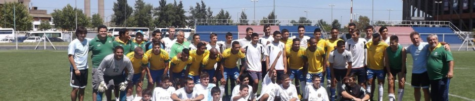National CP Teams from Argentina and Brazil meet