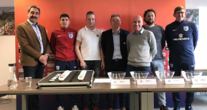 Results of the 2018 IFCPF European Championships tournament draw