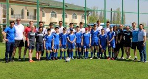 Kazakhstan joins the CP Football family