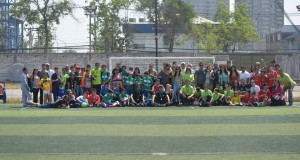CP Football Tournament for Under 14s in Chile