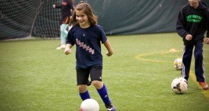 Soccer Camp for kids with CP