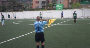 CP Football Referees seminar conducted in Medellin Colombia