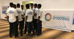 Taking CP Football to the next level in India