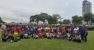 CP Football Festival Philippines great success