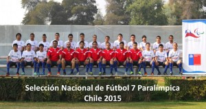 First training session with CP National Team of Chile