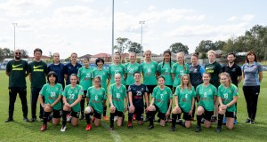 Asia-Oceania Regional CP Football Camp Female great success