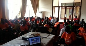 Nigeria first new member of IFCPF and host workshop