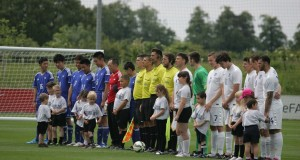 CP Football World Championships - Day 1
