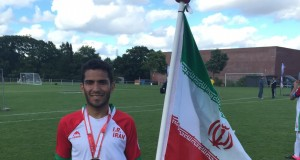 Mehdi Jemali nominated for the Allianz Athlete of the Month for August 2016