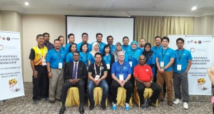 An introduction to CP Football classification at the 9th ASEAN Para Games
