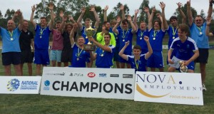 NSW reign supreme in Paralympic 7-a-side Championships