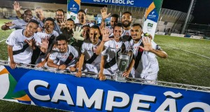 Vasco da Gama win Brazilian first division