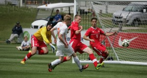 CP Football World Championships - Day 6