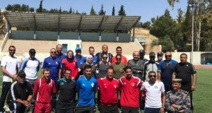 Developing the game together in West Asia