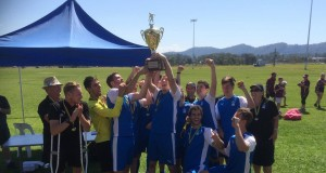 Australia's National Paralympic 7-A-Side Football Championships