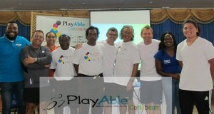 Caribbean Cerebral Palsy Football Association workshop