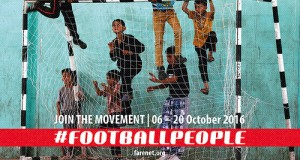 100,000 to take part in Football People weeks