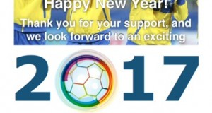IFCPF wish our CP Football family and all our supporters a happy new year!