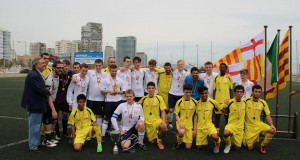 Ireland U19s win 11th International Barcelona Trophy