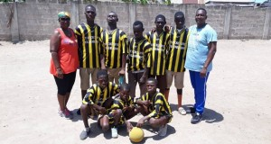 Leading CP Football in Ghana