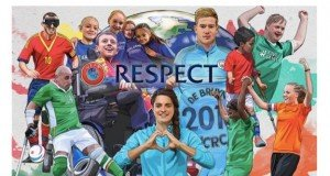 UEFA Social Responsibility report highlights achievements