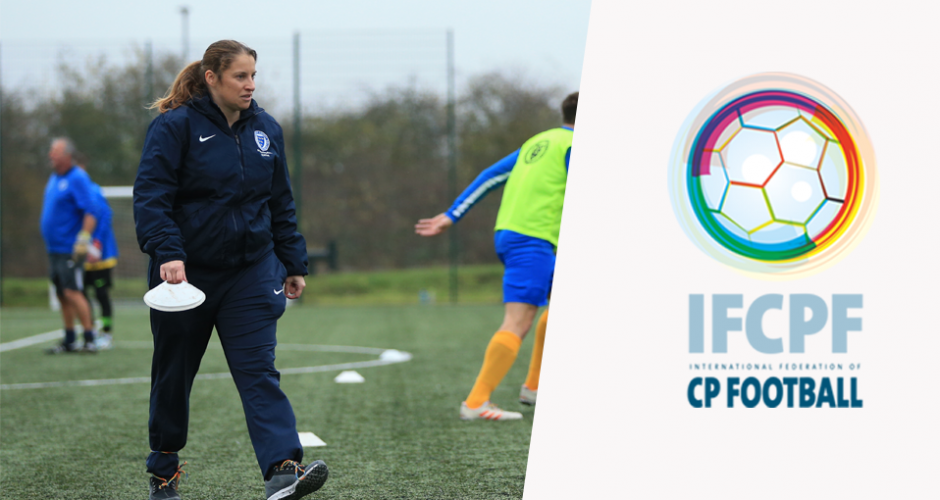 IFCPF new signing Pam Chandler appointed as Education Manager